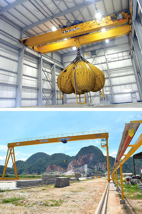 About Us – Malaysia Overhead Crane Manufacturer